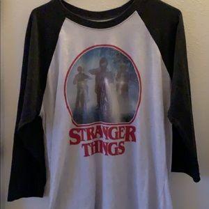 Stranger things long sleeve